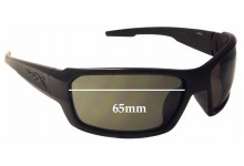Wiley X Rebel Replacement Sunglass Lenses - 65mm Wide