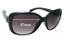 Sunglass Fix Replacement Lenses for Witchery Catrina - 57mm wide