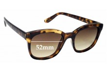 Sunglass Fix Replacement Lenses for Witchery Olivia - 52mm wide