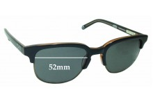 Yok & Sheryo Weedy Limited Edition Replacement Sunglass Lenses - 52mm wide