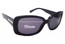 Sunglass Fix Replacement Lenses for Yves Saint Laurent  YSL 6233/S - 55mm wide