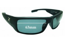 Sunglass Fix Replacement Lenses for Zeal Snapshot - 63mm wide