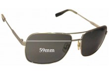 Zeiss Tumi Capilano Replacement Sunglass Lenses 59mm wide