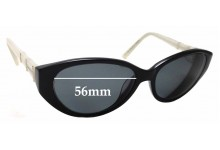Sunglass Fix Replacement Lenses for Alex Perry AP Sun Rx 13 - 56mm Wide