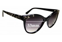 Sunglass Fix New Replacement Lenses for Alex Perry AP Sun Rx 40 -53mm Wide