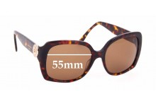 Sunglass Fix New Replacement Lenses for Alex Perry AP Sun Rx 22 - 55mm Wide