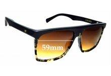 Sunglass Fix Replacement Lenses for AM Eyewear Cobsey - 59mm wide