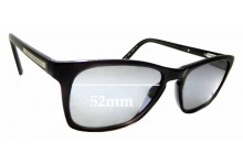 Sunglass Fix Replacement Lenses for Armani Exchange AX 3012 - 52mm wide