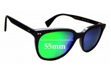 Sunglass Fix Replacement Lenses for Article One Walton - 55mm wide