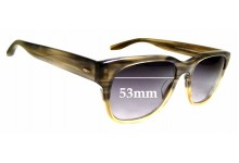 Sunglass Fix Replacement Lenses for Barton Perreira Lawford - 53mm Wide