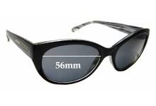 Sunglass Fix Replacement Lenses for Bcbgmaxazria B918 - 56mm wide