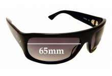Sunglass Fix New Replacement Lenses for Blinde Good Riddins - 65mm Wide
