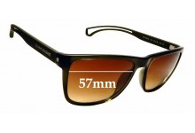 Sunglass Fix New Replacement Lenses for Calvin Klein Jeans CKJ19503S - 57mm Wide