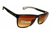 Sunglass Fix Replacement Lenses for Calvin Klein Jeans CKJ19503S - 57mm wide