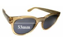 Sunglass Fix Replacement Lenses for Cancer Council Lilli Pilli - 53mm wide