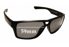 Sunglass Fix Replacement Lenses for Cancer Council Rothbury - 59mm wide