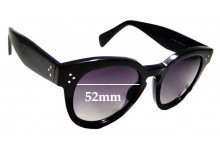 Sunglass Fix Replacement Lenses for Celine CL 41049/S - 52mm Wide