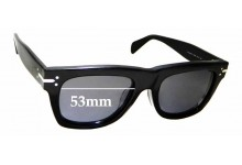 Sunglass Fix Replacement Lenses for Celine CL41046/F/S - 53mm wide