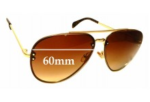 Sunglass Fix Replacement Lenses for Celine CL 41391/S - 60mm Wide