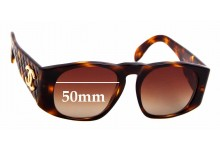 Sunglass Fix Replacement Lenses for Chanel 01450 - 50mm wide