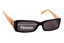 Sunglass Fix Replacement Lenses for Chanel 5078 - 54mm wide