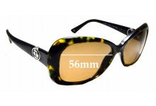 Sunglass Fix Replacement Lenses for Chanel 5148 - 56mm wide