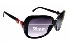 Sunglass Fix Replacement Lenses for Chanel 5171 - 58mm wide *Please measure as there are several models*