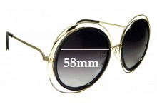 Sunglass Fix Replacement Lenses for Chloe CE 120S - 58mm wide