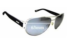 Sunglass Fix Replacement Lenses for Chopard SCH 906 - 63mm wide