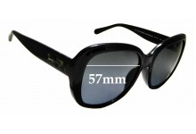 Sunglass Fix Replacement Lenses for Coach HC 8207F - 57mm wide