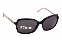 Sunglass Fix Replacement Lenses for Coach HC8152 - 57mm wide
