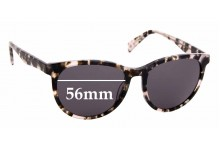 Sunglass Fix Replacement Lenses for Country Road CR Sun Rx 29 - 56mm Wide