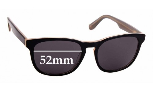 Sunglass Fix Replacement Lenses for Country Road CR Sun Rx 30 - 52mm Wide