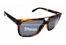 Sunglass Fix Replacement Lenses for D'Blanc Working Title - 59mm wide