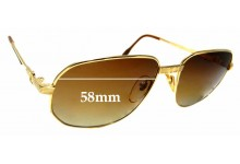Sunglass Fix Replacement Lenses for Desil Splendor - 58mm wide
