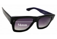 Sunglass Fix Replacement Lenses for Dita Creator - 54mm wide