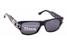 Sunglass Fix Replacement Lenses for Dita Grandmaster One - 55mm wide