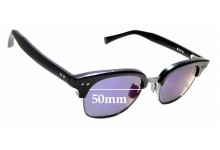 Sunglass Fix Replacement Lenses for Dita Statesman Two - 50mm wide