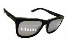 Sunglass Fix Replacement Lenses for Dolce & Gabbana DG2145 - 53mm wide