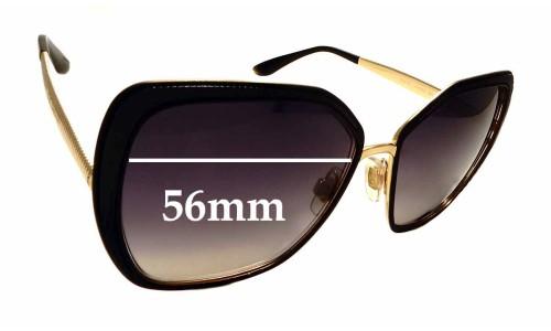 Sunglass Fix Replacement Lenses for Dolce & Gabbana DG2197 - 56mm wide