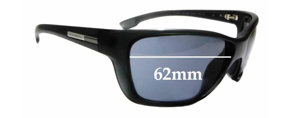 Sunglass Fix Replacement Lenses for Dolce & Gabbana DG 6065 - 62mm Wide