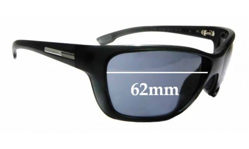 Sunglass Fix Replacement Lenses for Dolce & Gabbana DG 6065 - 62mm Wide