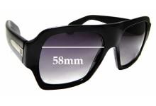 Sunglass Fix Replacement Lenses for Enki Pythagoras  - 58mm wide