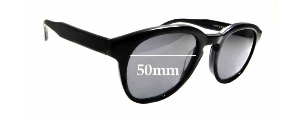 Sunglass Fix Replacement Lenses for Epokhe Anteka 2.0 - 50mm Wide