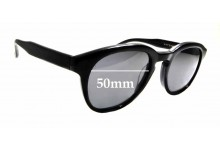 Sunglass Fix Replacement Lenses for Epokhe Anteka 2.0 - 50mm Wide