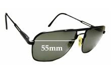 Sunglass Fix Replacement Lenses for Eyetel Linea Flex - 55mm wide