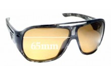 Sunglass Fix Replacement Lenses for Fox The Aliator - 65mm Wide