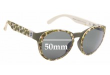 Sunglass Fix Replacement Lenses for Fullspot O Sun - 50mm