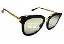 Sunglass Fix Replacement Lenses for Gentle Monster Absente One - 52mm wide