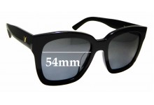 Sunglass Fix Replacement Lenses for Gentle Monster The Dreamer - 54mm wide